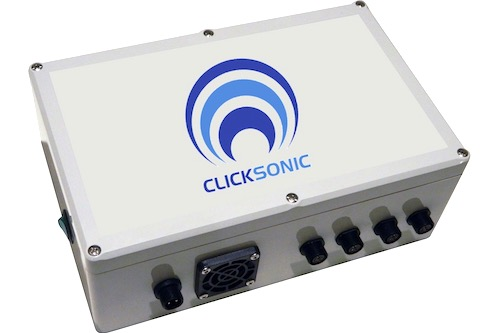 G-Sonic 100 for large waters, lakes, basins.