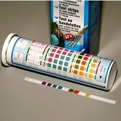 Water test strip 6in1 (50)
